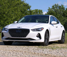 Genesis G70 2019: A Car From the Outside World