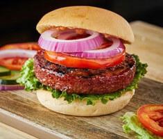 Nestle Plant-Based Meat Awesome Burger