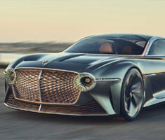 Bentley EXP 100 GT is the Next-Gen Concept Car
