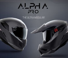 The Ultra Modular Matrix Alpha Pro: All-in-One Helmet